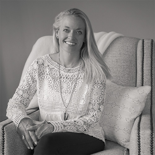 Elizabeth Robb - owner and interior designer at Elizabeth Robb Interiors