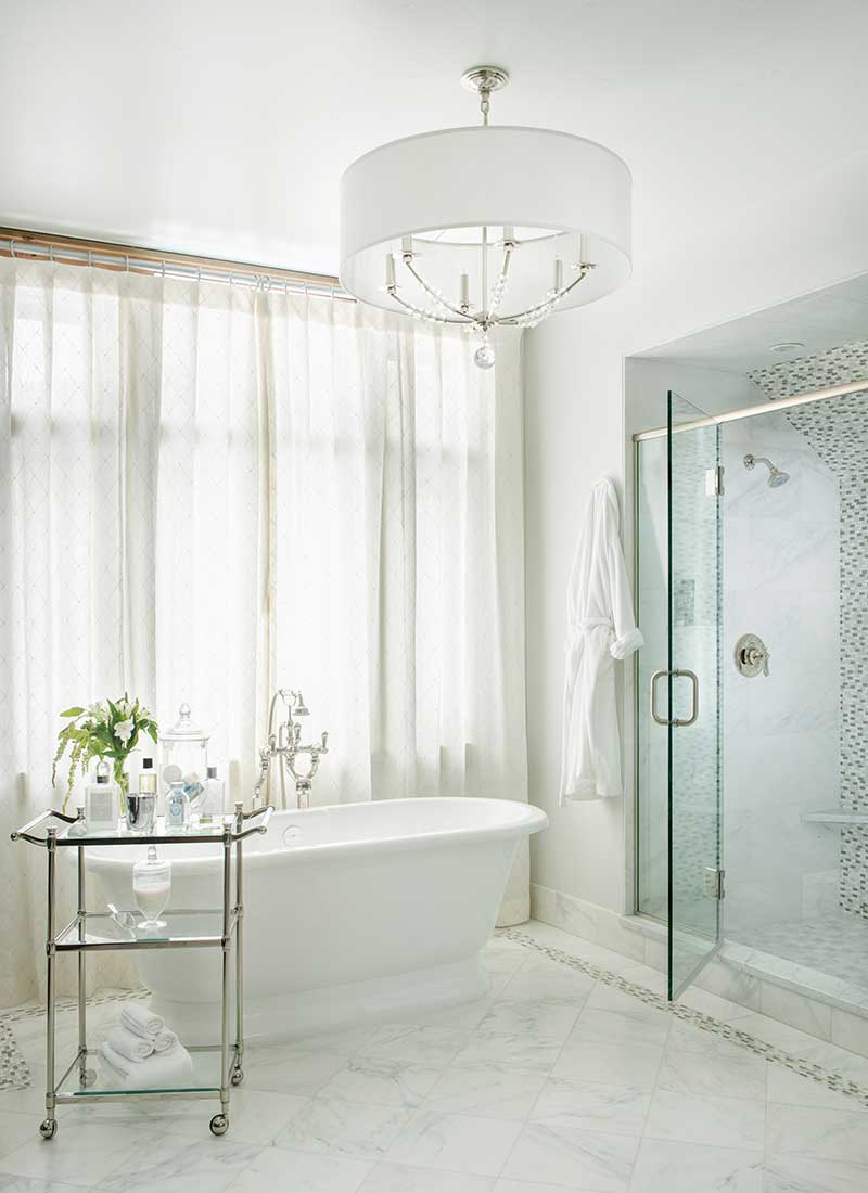 Bathroom Interior Design - Elizabeth Robb Interiors