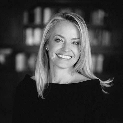 Elizabeth Robb - owner and interior designer at Elizabeth Robb Interiors