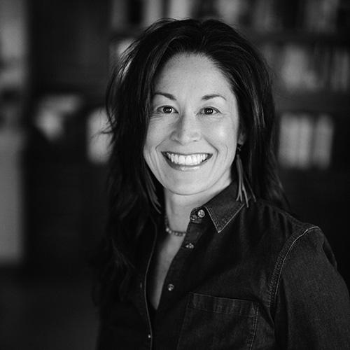 Dana Talbot - manager and interior designer at Elizabeth Robb Interiors